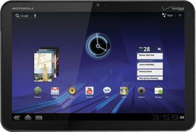 Motorola XOOM1 500x336 - Tutorial: atualizando seu Motorola Xoom para Honeycomb 3.1