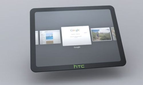 HTC Flyer: o primeiro tablet da HTC 6