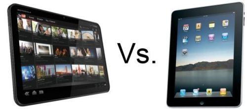 motorola xoom vs apple ipad 0 500x222 - Comparativo: Morotola XOOM vs. iPad