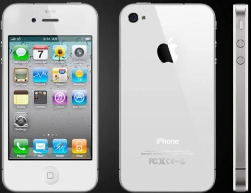 white iphone 4 500x385 - iPhone 4 Branco deve chegar às lojas em Fevereiro-2011