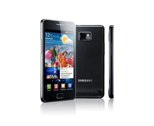 GALAXY S II Product Image 1 500x408 - Samsung Galaxy S II disponível em pré-venda por R$1.399,18