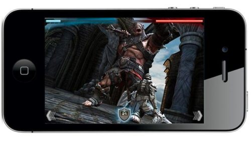 Infinity Blade iPhone11 500x283 - Game Review: Infinity Blade