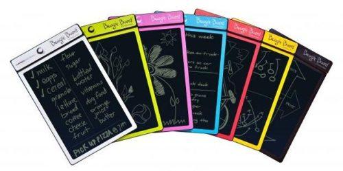 note 500x249 - Boogie Board, um bloco de notas LCD para esquecer o papel