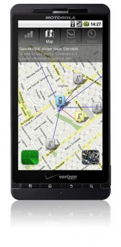 sinal celular verificação android phone 246x500 - Verificar a qualidade do sinal do celular com este aplicativo