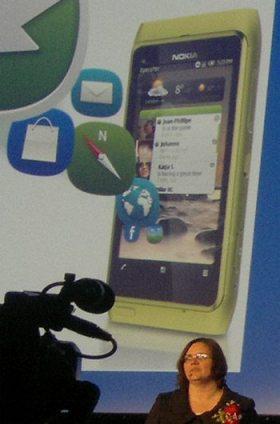 Nokia Symbian UI