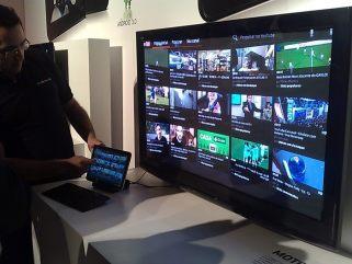 Motorola Xoom TV HDMI