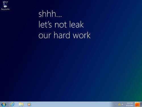windows 8 milestone 1 build 7850 1 500x375 - Versão prévia do Windows 8 vaza na internet