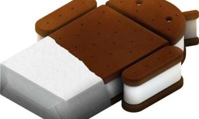 Ice cream sandwich Android - Google I/O 2011: conheça a atualização Android Ice Cream Sandwich (logo e informações)