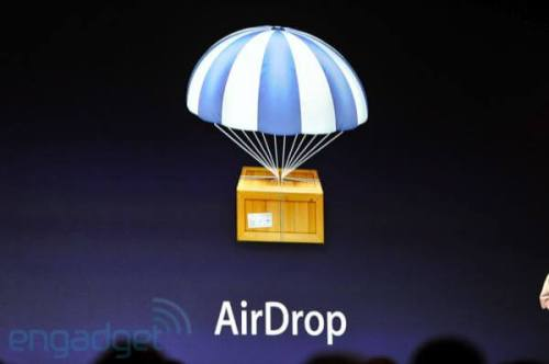 apple wwdc 2011 airdrop 500x332 - Apple WWDC 2011: Mac OS X Lion