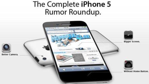 infografiaIphone5 500x282 - Análise dos rumores sobre o iPhone 5: como será o novo smartphone da Apple?