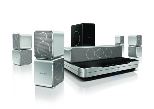 HTS9520 04 500x353 - Review: Home Theater Philips 5.1 Blu-ray 3D - HTS9520