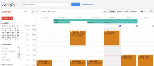 gcal redesign 640 500x215 - Gmail e Google Agenda de cara nova