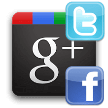 google plus fb - Tutorial: como convidar todos os seus amigos do Facebook para o Google+ (via Yahoo!)