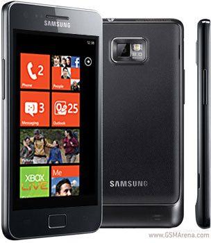 sasmung windows phone 7 galaxy s II - Samsung Galaxy S II pode ganhar versão com Windows Phone 7