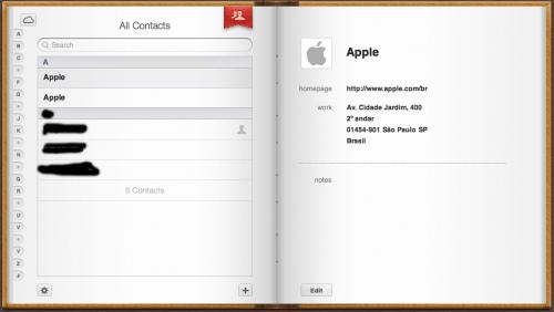 CapturFiles 1 500x282 - iCloud.com entra no ar com interface muito parecida com o iOS