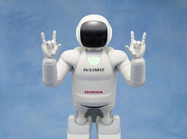 asimo large verge medium landscape 610x454 - Honda apresenta nova versão do robô ASIMO