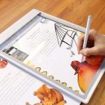 iris tablet71 - IRIS: um tablet transparente