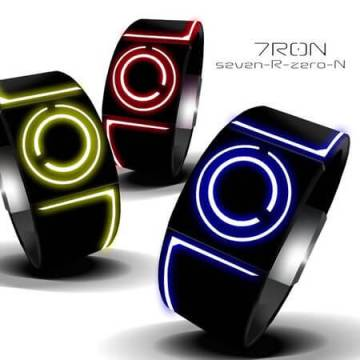 kisai seven led watch concept from tokyoflash japan 2 thumb 450x450 - Thisiswhyimbroke.com: todos os desejos geeks num só site