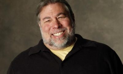 Steve Wozniak - Steve Wozniak, fundador da Apple, também gosta do Android