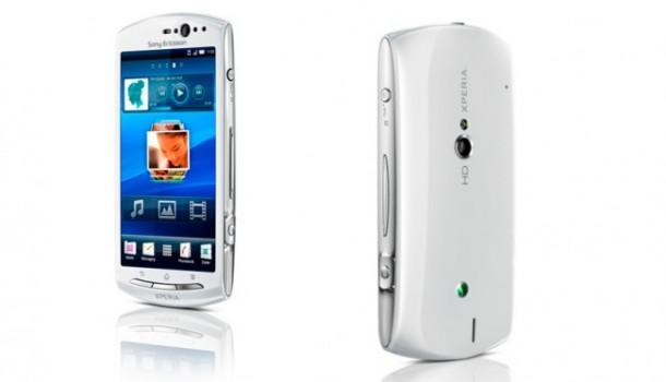 Xperia Neo V e1314285393253 610x350 - Review: XPeria NEO V