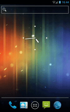 galaxy note ICS 1 - Galaxy Note ganha ROM com o Android 4.0.3 (ICS)
