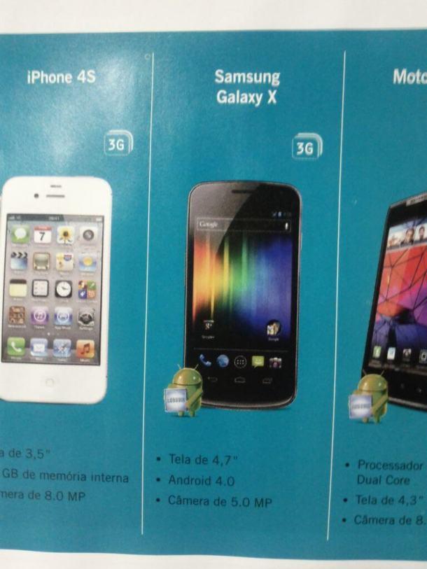 IMG 20120201 144335 610x813 - Galaxy X (Galaxy Nexus) aparece em propaganda da Oi