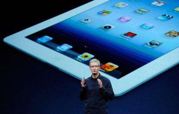 000 140864508 610x390 - Novo iPad é mais rápido e com tela de alta definição