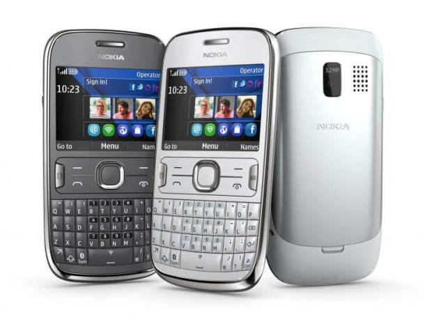 700 nokia asha 302 three 610x465 - Nokia Asha 302 chega ao Brasil por menos de R$ 380