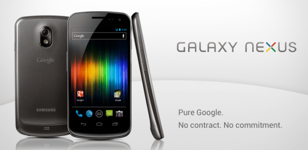 galaxy nexus banner 005 610x297 - Google planeja estratégia para enfrentar operadoras