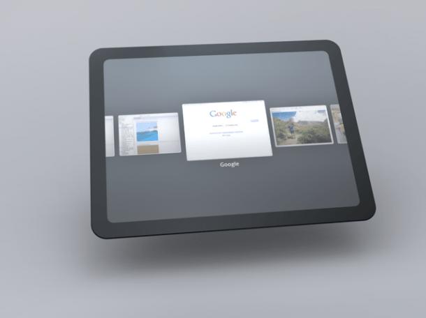 google nexus tablet store 610x456 - Tablet do Google deve chegar em julho