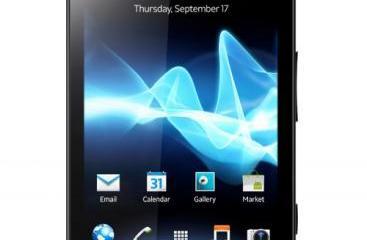 sony xperia s - Video da nova ROM ICS para o Sony Xperia S vaza na internet