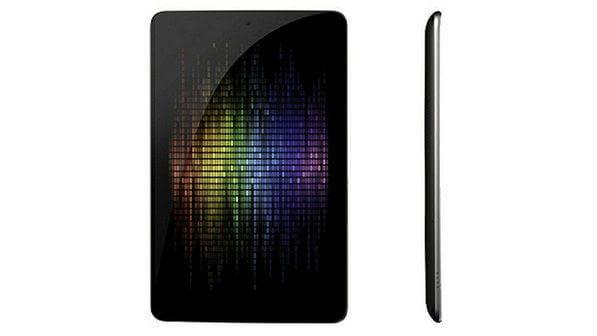 Tablet Nexus 7 do Google size 598 - Google lançará tablet próprio durante a Google I/O, hoje.