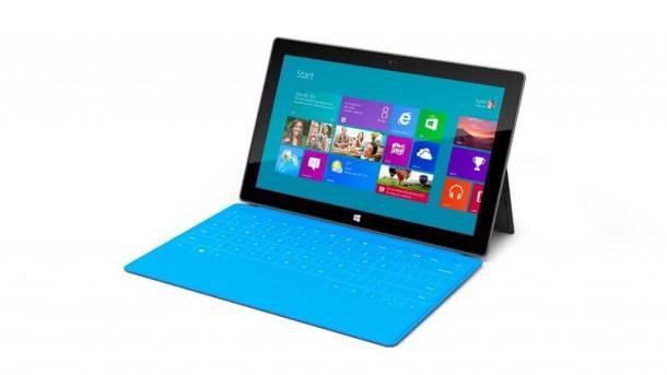 surface 01 610x343 - Microsoft Surface: galeria de imagens e especificações