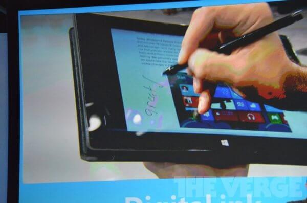 verge lb 1023 - Veja detalhes sobre os novos tablets da Microsoft (ao vivo)