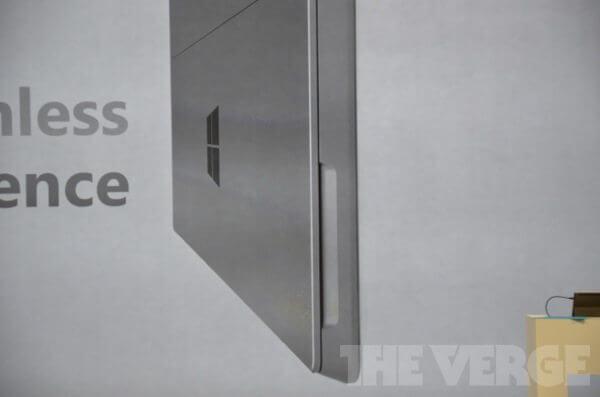 verge lb 1150 - Veja detalhes sobre os novos tablets da Microsoft (ao vivo)