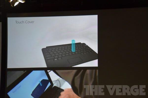 verge lb 1232 - Veja detalhes sobre os novos tablets da Microsoft (ao vivo)