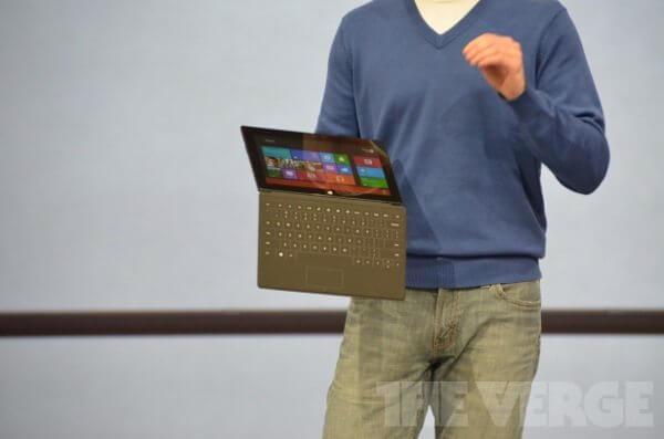 verge lb 939 - Veja detalhes sobre os novos tablets da Microsoft (ao vivo)