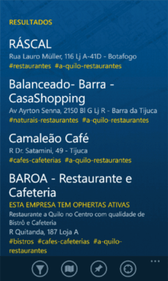 telelista - TeleListas.net lança aplicativo para Windows Phones e Symbians