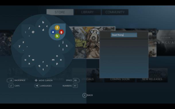 Imagem 2 610x381 - Steam Big Picture - Valve lança interface para TVs de alta definição