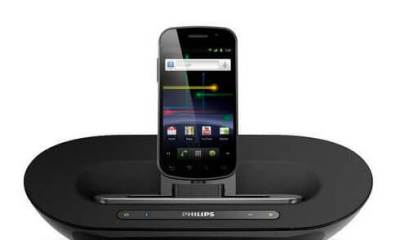 PIAS35178 g - Review: Docking Station para Android Philips AS35178