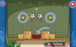 Screenshot 2012 10 10 18 19 30 300x187 - Game Review: Amazing Alex da Rovio (iOS e Android)