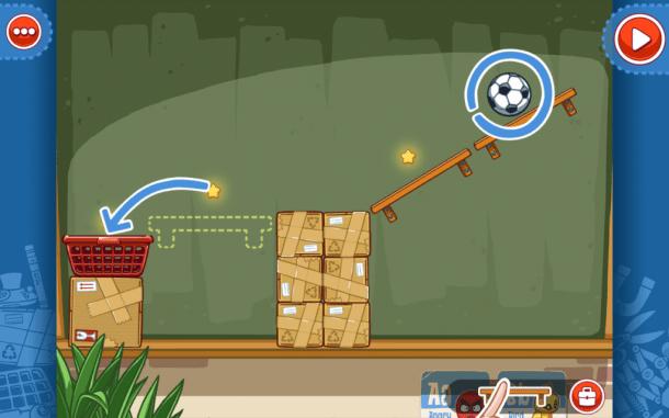 Screenshot 2012 10 10 19 48 39 610x381 - Game Review: Amazing Alex da Rovio (iOS e Android)