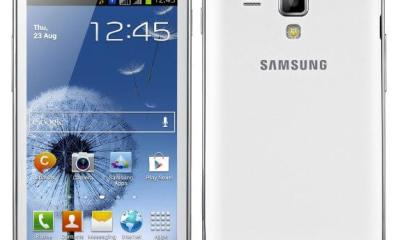 samsung galaxy s duos - Review:Galaxy S Duos (smartphone Android dual-chip)