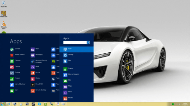 Start8 e ViStart trazem de volta o Menu Iniciar no Windows 8 5