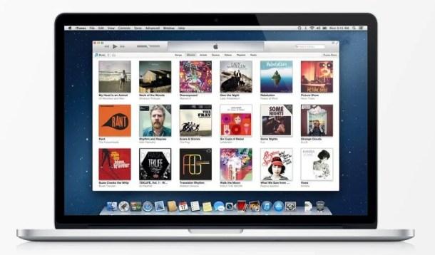 New iTunes 11 610x358 - Análise: faça o download e conheça o novo iTunes 11