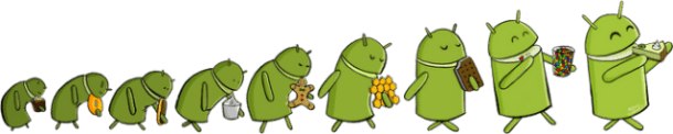 android key lime pie evolution of android 640x128 610x122 - Google corrige falhas no Android e dificulta vida dos bloqueadores de propaganda