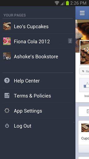 Facebook Pages Manager Gerenciador de Páginas 3 - Facebook Pages Manager é disponibilizado no Brasil