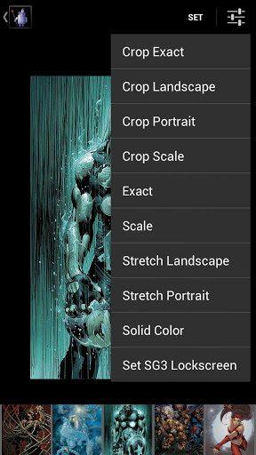 Wallpaper Wizardrii 2 - Wallpaper Wizardrii: solução para ajustar papéis de parede no Android