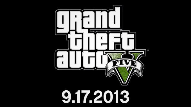 gtaV - GTA V só em setembro