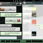 nexusae0 old 1 - Whatsapp ganha novo visual em atualização